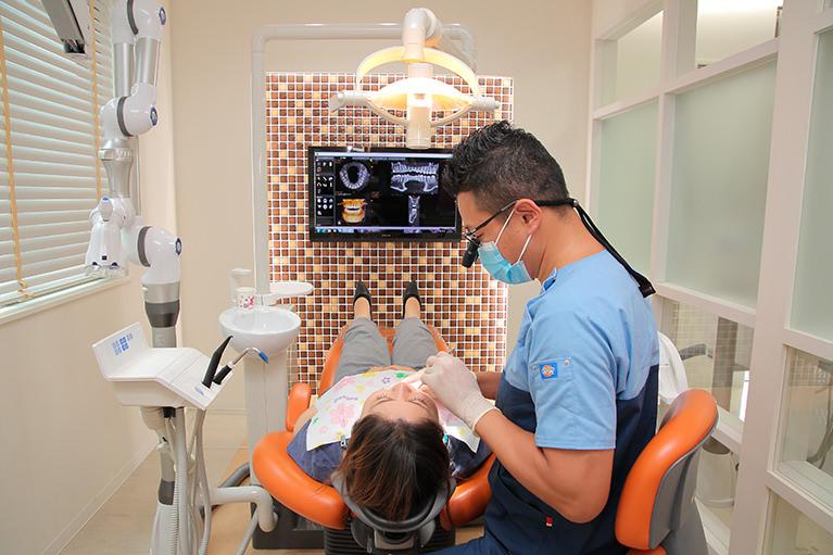 歯周病とインプラント治療の考え方